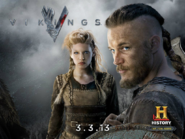 Vikings S01P03, Ragnar & Lagertha
