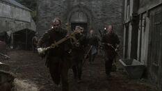 Hexham raid