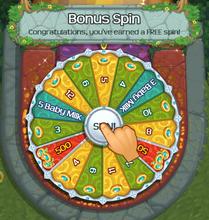 Bonus wheel new