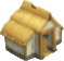 Stone house symbol