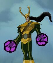 Loki (Earth's Mightiest Heroes)
