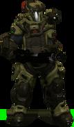 Heavy Gunner PVE
