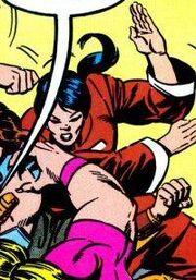 Susan Hayakawa (Earth-616)
