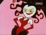 Sedusa from The Powerpuff Girls