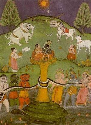 The Asuras