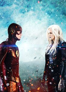 Flash vs killer frost by russianet-daxtpmk