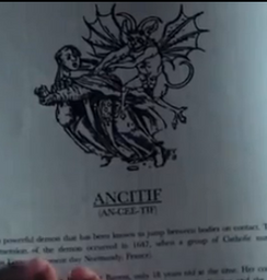 Ancitif book