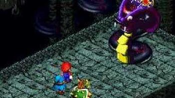 Super Mario Rpg - Cloaker & Domino
