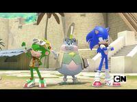 Swifty vs Sonic