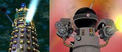 Dalek = Funnybot