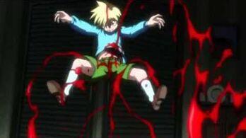 Hellsing Ultimate OVA 7 The Bandits Scene