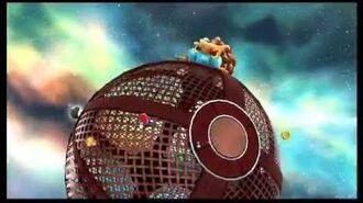 Super Mario Galaxy 2 Boss 6 - Rollodillo