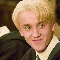 Draco Malfoy Evil Smile