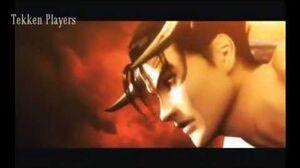 Tekken - Devil Jin VS Devil Kazuya Battle!!