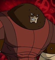 Juggernaut (Wolverine & the X-men)