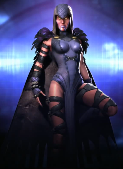 Raven Injustice Villains Wiki Fandom Powered By Wikia
