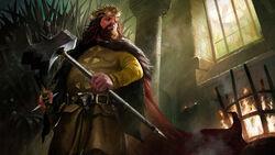 Robert I Baratheon Iron Throne