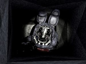 Bonnie in the Vents (FNaF's2)