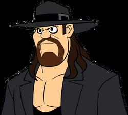 The Undertaker cut by Danger Liam