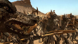 Legendary Army of Anubis