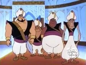 Razoul and The Guards
