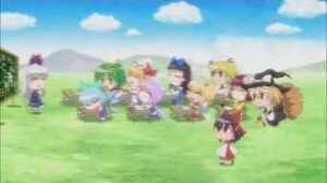 【東方】 Touhou Anime - Kinema Kan ~2nd Curtain~
