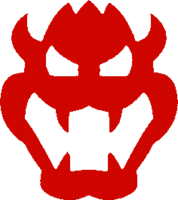 King Bowser Koopa's Logo