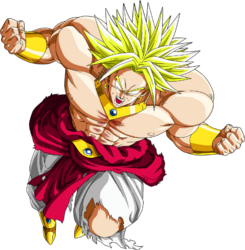 Lss broly