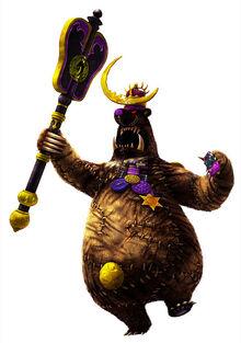 Moon Bear King