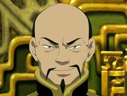 Long Feng's Grin