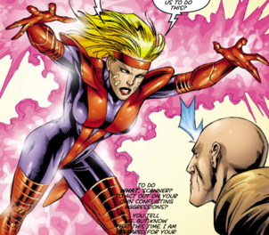 Sarah Ryall (Earth-616) from Uncanny X-Men Vol 1 367