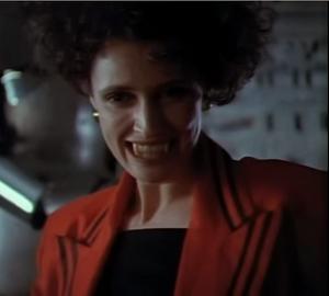Vampire Eileen Townsend