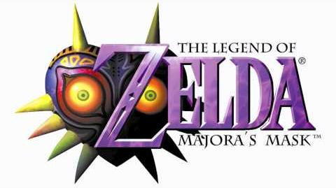 Zelda Majora's Mask Music - Majora's Incarnate Battle