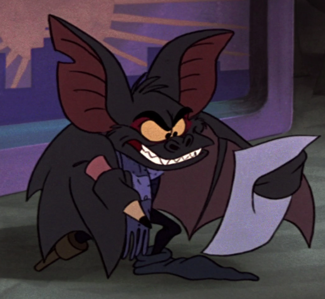 Fidget the bat