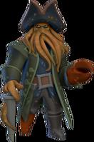 Captain Davy Jones