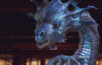 Narissa in dragon form