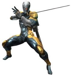Gray Fox (DLC Skin)