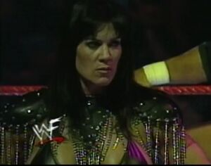 Evil Chyna @ Over the Edge 1999