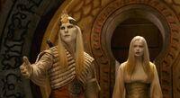 Princess Nuala & Prince Nuada