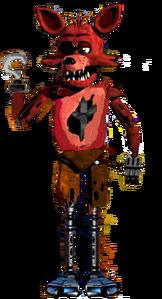 FoxyFullBody