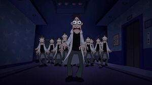 Doofenshmirtz Zombies