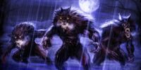 Werewolves (folklore)