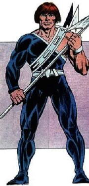 Kodiak Noatak (Earth-616) from Official Handbook of the Marvel Universe Vol 3 5