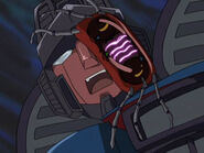 Starscream and Bot-spider.