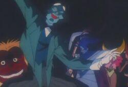 The Dead Moon Circus Clowns