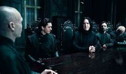 Snape Death Eater
