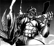 Tokyo ghoul Yakumo's incomplete Kakuja