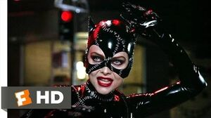 Batman Returns (5 10) Movie CLIP - Meow (1992) HD