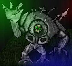 Undead Gozerian Servitor