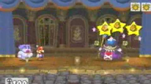 Gamecube Paper Mario low level run Vs Grodus (Version 2)